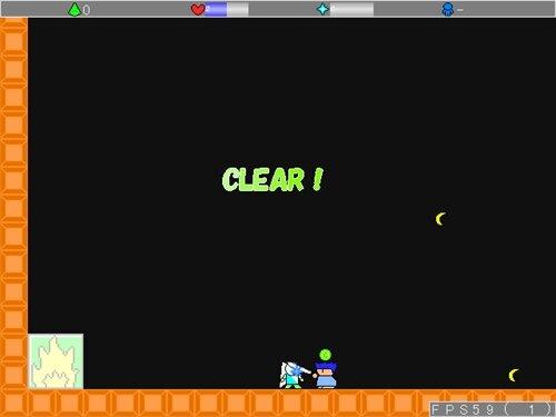 マジキチアクション3 Game Screen Shot1