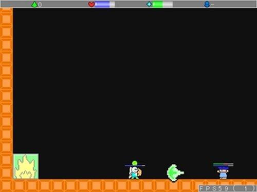 マジキチアクション3 Game Screen Shots