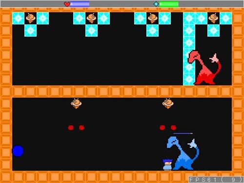 簡単なアクション Game Screen Shot2