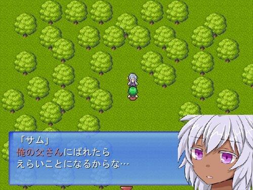 怪盗ユリリン 見習い魔女と見習い剣士 Game Screen Shot1