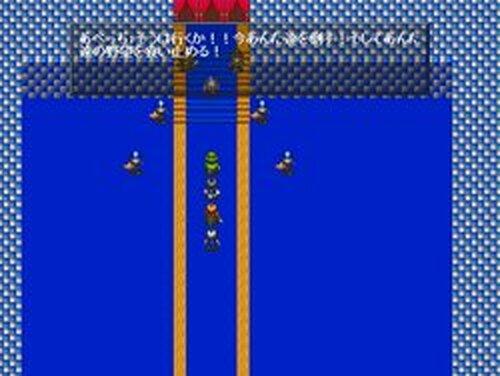 暇人戦士伝説 Game Screen Shots