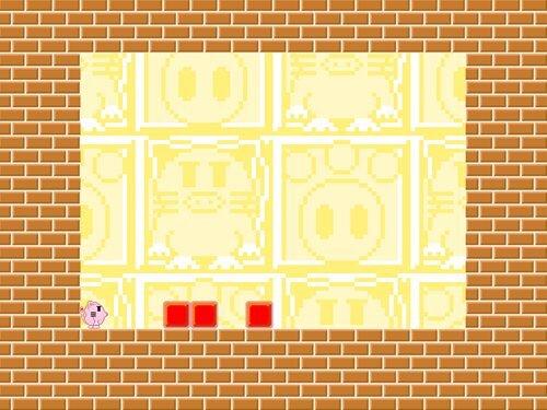 ねこぶたアヤちゃんの色々ブロック Game Screen Shot1