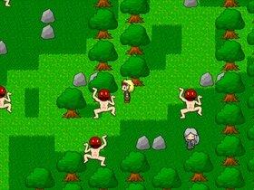 エライザの食卓騎士 Game Screen Shot3