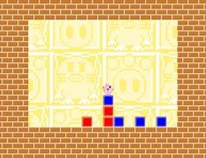 ねこぶたアヤちゃんの色々ブロック Game Screen Shot