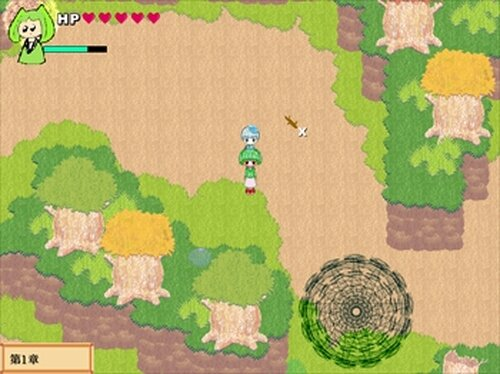 Wonder Pict Land =絵本の世界で= Game Screen Shot3