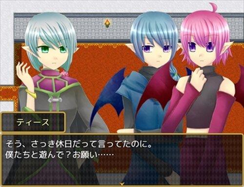 トリッキーツインズ Game Screen Shot2