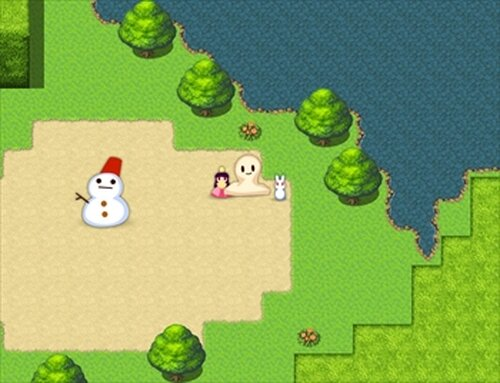 クガツノツドイ Game Screen Shot3