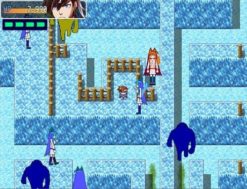 名前のないRPG6.1 ULTIMATE EXAM (Ver2.04) Game Screen Shot1