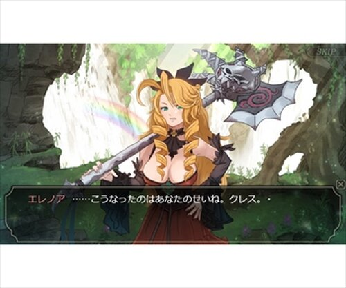 バトルアックスは乙女のたしなみ Game Screen Shots