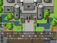 【バグだらけRPG】THE bag のゲーム画面