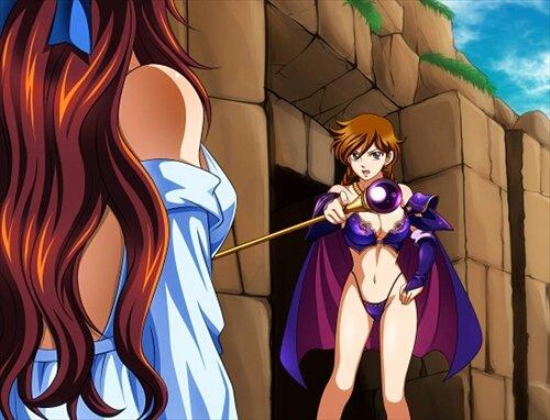 CaveDiving-古の魔女の迷宮- Game Screen Shot1