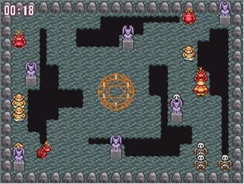 共食いゲー Game Screen Shots