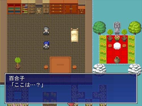 ダガー伝説 ~ワンでマップな脱出劇~ Game Screen Shot1