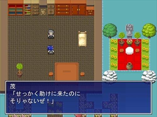 ダガー伝説 ~ワンでマップな脱出劇~ Game Screen Shot2