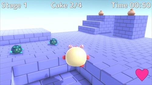 ケーキパクパクゲームDX Game Screen Shot2
