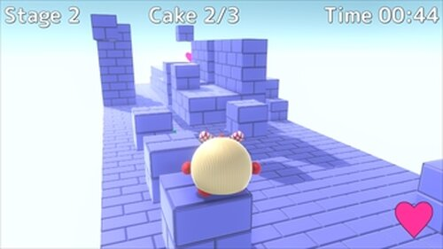 ケーキパクパクゲームDX Game Screen Shot3