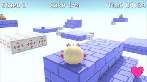 ケーキパクパクゲームDX Game Screen Shot4