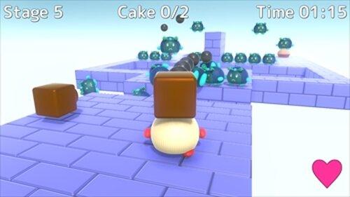ケーキパクパクゲームDX Game Screen Shot5