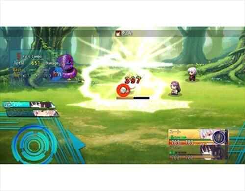 エーテルコード Game Screen Shots
