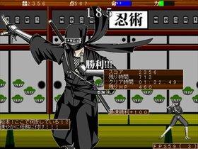 忍風Project弐~忍達の乱舞~ Game Screen Shot2