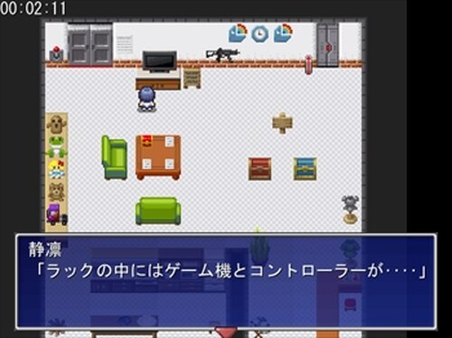 にじさんじと時の部屋からの脱出 Game Screen Shot4