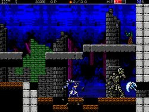 魔断戦記classic Game Screen Shots