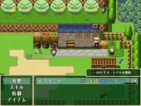 【ブラウザ版】WastedUtopia ~魔法の果実と山の悪魔~ Game Screen Shot2