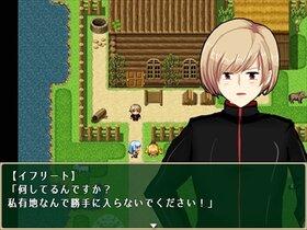Wasted Utopia ~魔法の果実と山の悪魔~ Game Screen Shot4