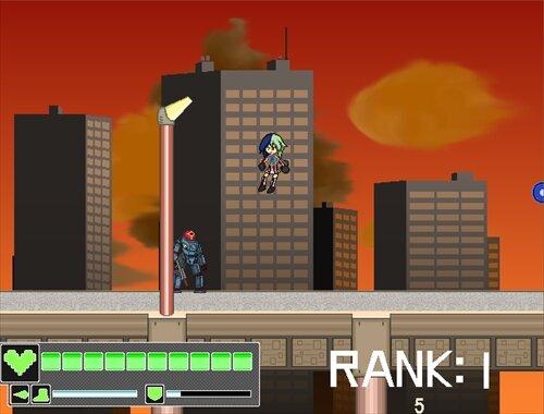 マシンナリシティ Game Screen Shot