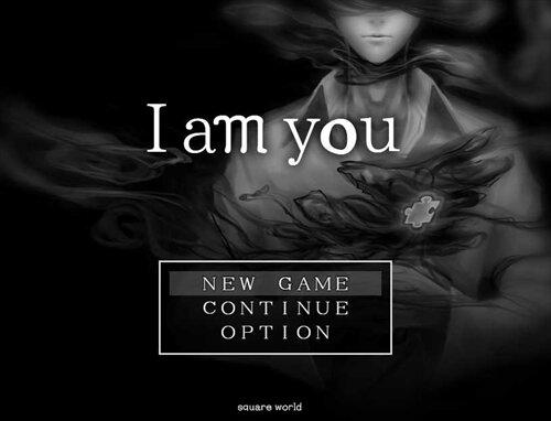 I am you Game Screen Shot