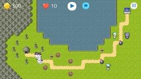 ボンバータワーディフェンス Game Screen Shot5