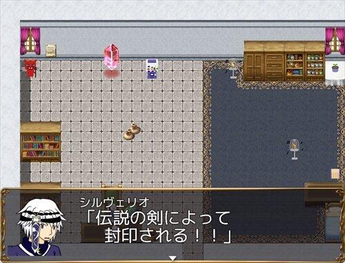 魔王が囚われまして Game Screen Shot1