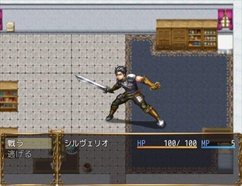 魔王が囚われまして Game Screen Shot4