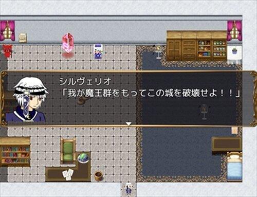 魔王が囚われまして Game Screen Shots