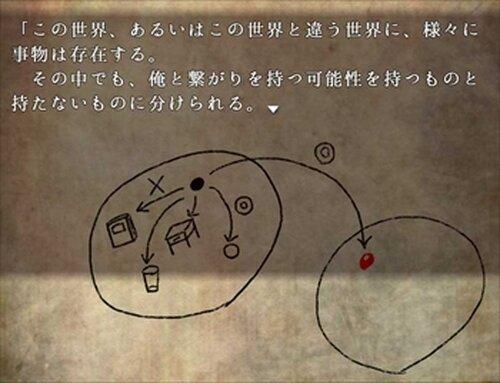 賽を振る女+先生と呼ばれた男 Game Screen Shot3