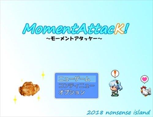 MomentAttacK!~モーメントアタッケー~ Game Screen Shot2