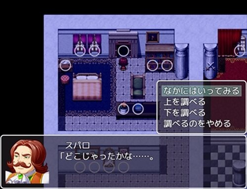 童情!城を出るこくおう Game Screen Shot4