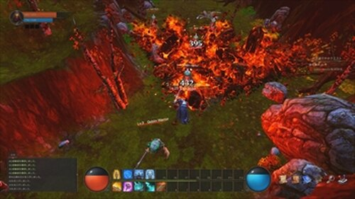GANG OF GLORIOSAS - Prelude - Game Screen Shot5