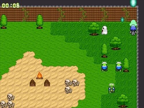ゴーストバスター麗菜 Game Screen Shot2