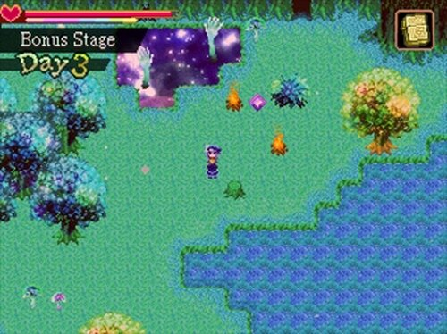 Witch's Heart -Bonus Stage- Game Screen Shot3