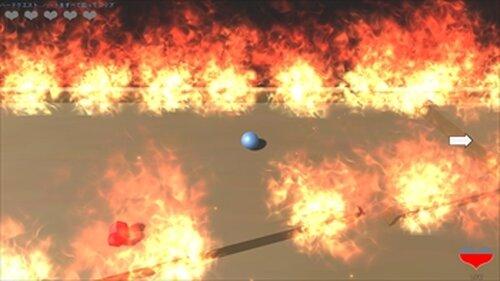 火から逃げろ! Game Screen Shot3