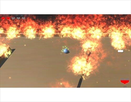 火から逃げろ! Game Screen Shots