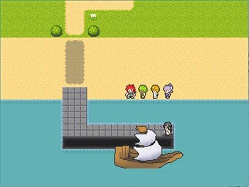 平行線が交わるとき -Parallels Cross- Game Screen Shot5