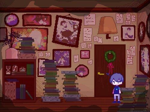 ヨルダケ Game Screen Shot1