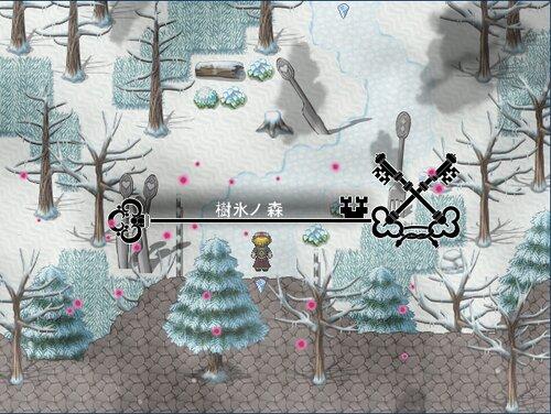 レトリカルワンダーランド-魔結晶の奇跡- Game Screen Shot3