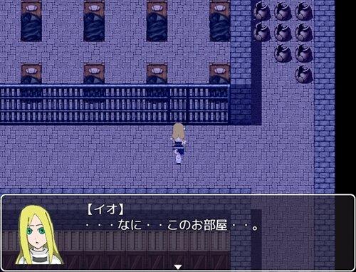悪魔つきと浄化の塔 Game Screen Shot1