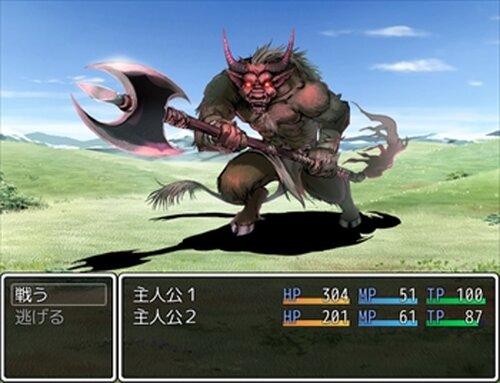 1本道のRPG Game Screen Shot5