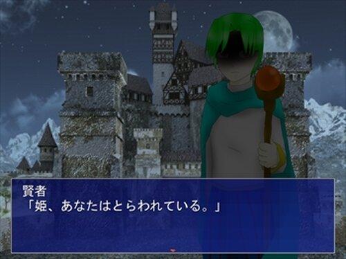 プランセス リベラシオン Game Screen Shot2