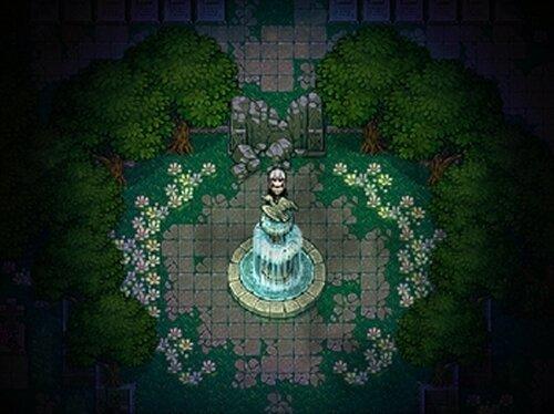 イノリの薔薇 Game Screen Shot2
