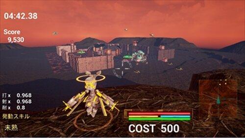 時止電殻2試作版 Game Screen Shot5